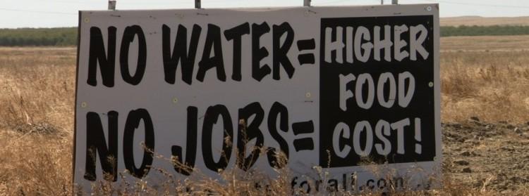 """Cena de """"A crise global da água"""""""