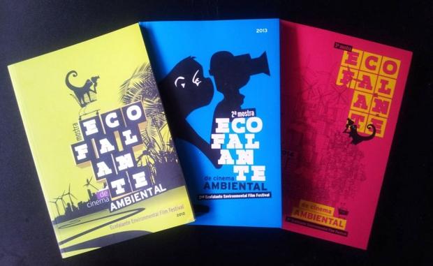 Muriqui nos catálogos da Mostra Ecofalante de Cinema Ambiental
