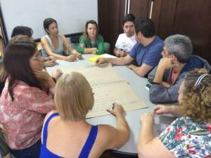 A formação em Bragança ocorreu em 25/09
