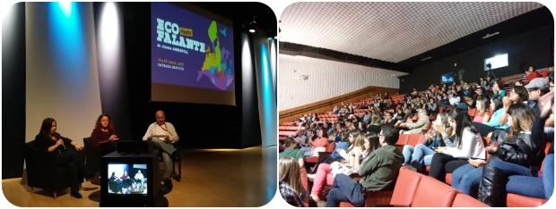 Debates e exibição de filmes na Cásper Líbero