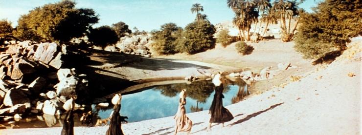 """""""Um Dia, o Nilo"""", do egipcio Youssef Chahine"""