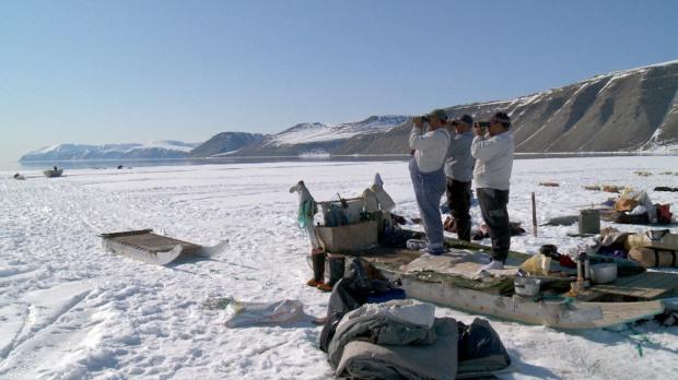 Caçadores de Thule, na Groelândia, sofrem com o degelo causado pelo aquecimento global