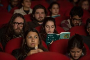 5o Mostra Ecofalante de Cinema Ambiental Data: 21/06/2016  Local : Reserva Cultural Debate: Economia - Economia Solid‡ria Mesa: Ricardo Antunes, Amalia Safatle, Arildo Mota e Ladislau Dowbor